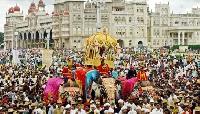 Mysore Dussehra festival in Karnataka