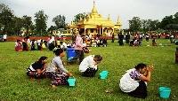 Sangken festival in Arunachal Pradesh