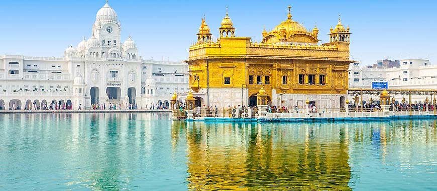 Akal Takht Gurudwara in Amritsar