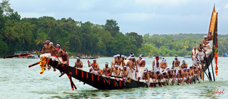 boat race in Aranmula