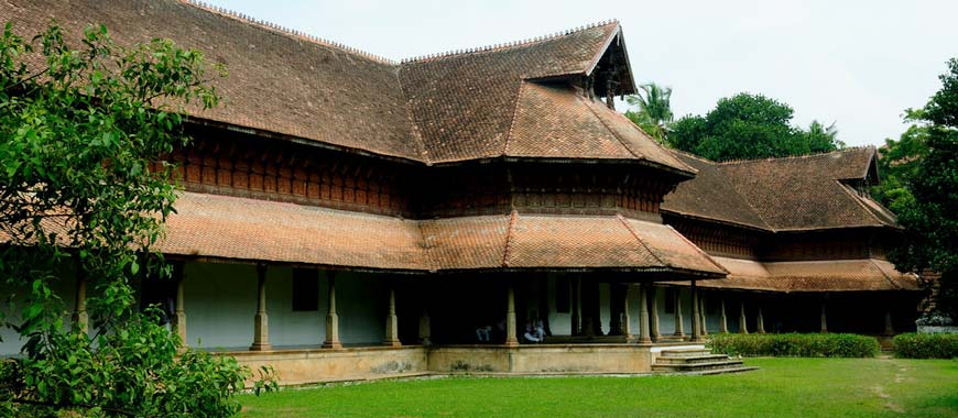 Kuthiramalika city in Kerala