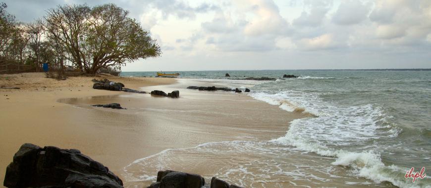 Beach in Udupi, Karnataka