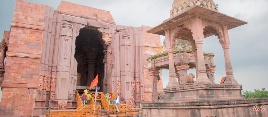 Bhojpur temple in Madhya Pradesh