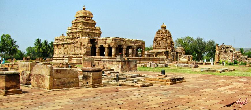 Pattadakal city in Karnataka