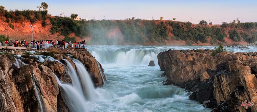Waterfall in Jabalpur