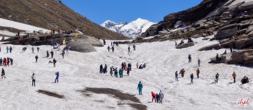 Rohtang Pass Travel Guide Rohtang Pass M I
