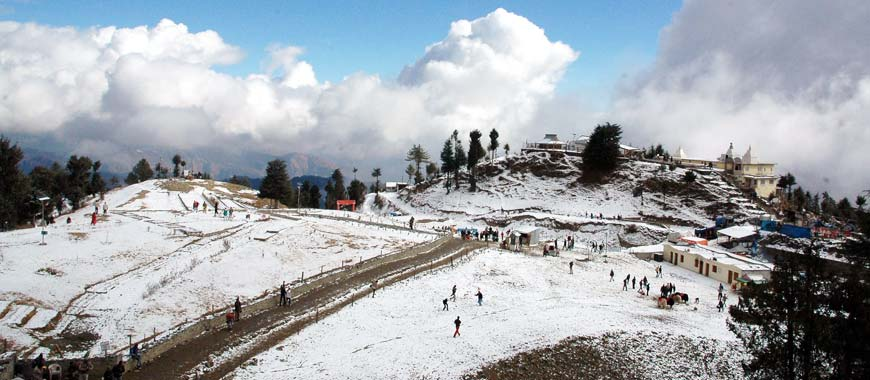Dalhousie Travel guide