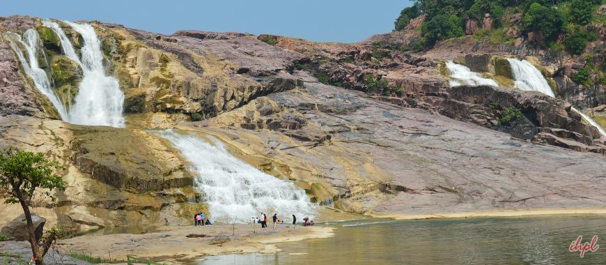 Kuntala Waterfall, Adilabad in Telangana