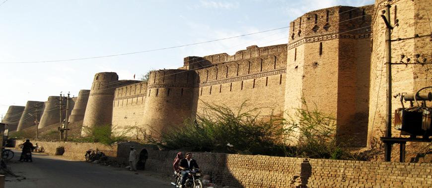Bhatner fort in Hanumangarh, Rajasthan