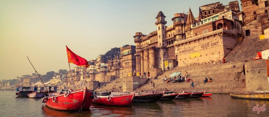 Varanasi Ghat Uttar Pradesh