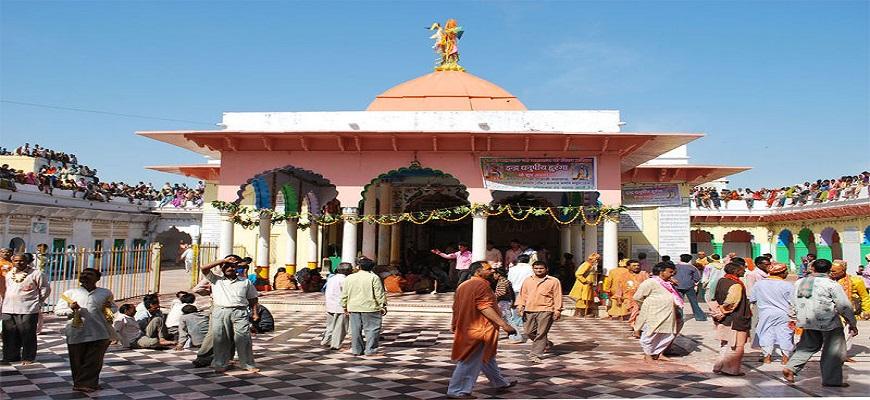 Baldeo Town in Uttar Pradesh