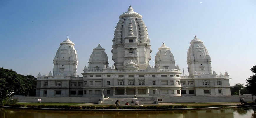 JK Temple Hindu temple in Kanpur, Uttar Pradesh
