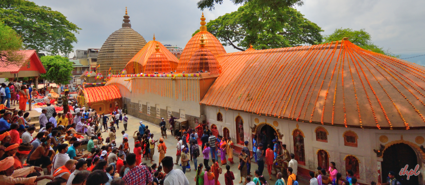 Kamakhya Temple in Guwahati