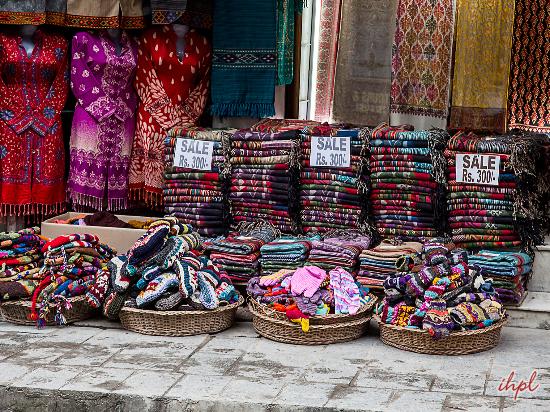 Image result for shimla shopping market