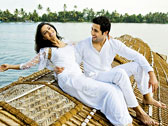 Backwater Honeymoon in India