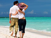 Beach Honeymoon in India