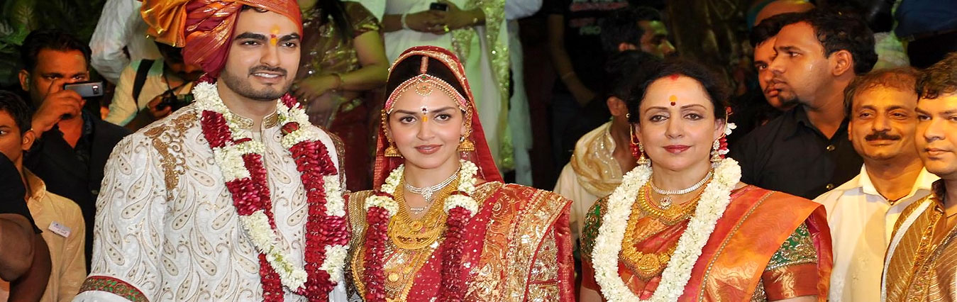 Latest Indian Celebrity Wedding News and Marriage Pics