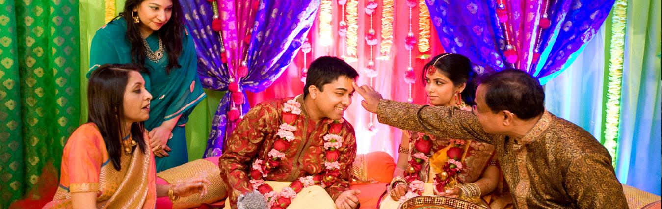 Tilak Ceremony Tilak Ceremony India Rokaa Ceremony