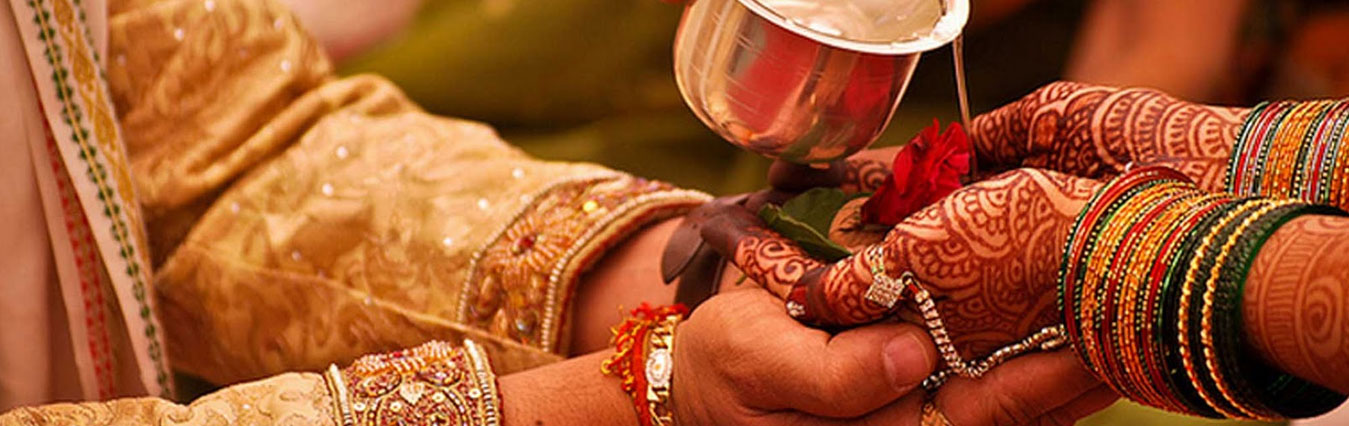 West Indian Wedding Traditions - Ceremony of Hindu Marriage Rituals & Customs India