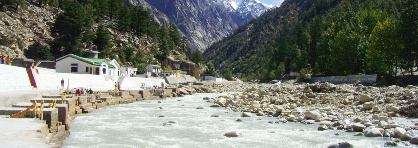 short trip to gangotri