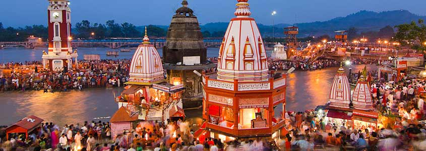 short trip to haridwar
