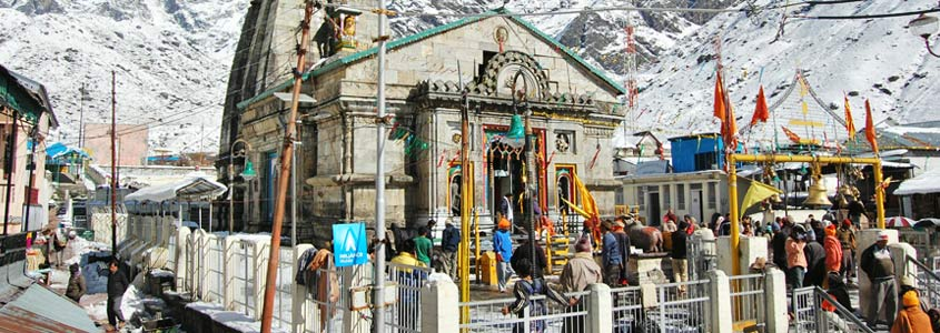 kedarnath temple in uttarakhand