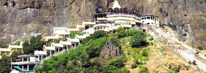 Saptashrungi temple in kolhapur