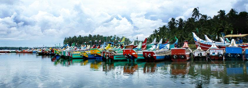 Kozhikode City in Kerala