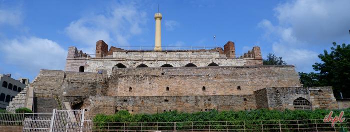 Kurnool City in Andhra Pradesh