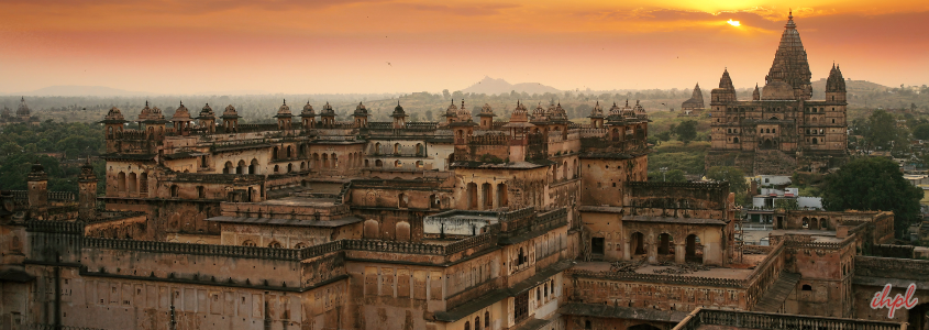 short trip to orchha