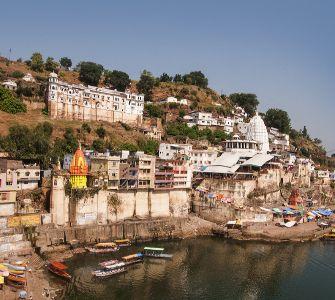 short trip to omkareshwar